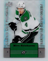 2019-20 Upper Deck Tim Hortons Clear Cut Phenoms #CC-11 Miro Heiskanen MINT 07170