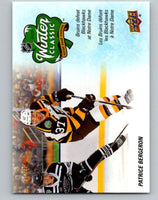 2019-20 Upper Deck Tim Hortons Key Season Events #SE-5 Patrice Bergeron MINT Bruins 07172
