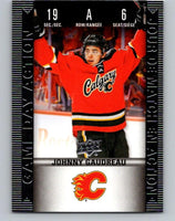 2019-20 Upper Deck Tim Hortons Game Day Action #HGD-6 Johnny Gaudreau MINT 07177
