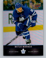 2019-20 Upper Deck Tim Hortons #16 Mitch Marner Mint Toronto Maple Leafs