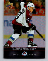 2019-20 Upper Deck Tim Hortons #29 Nathan MacKinnon Mint Colorado Avalanche