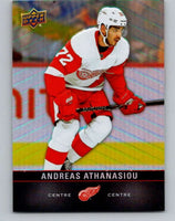 2019-20 Upper Deck Tim Hortons #72 Andreas Athanasiou Mint Detroit Red Wings