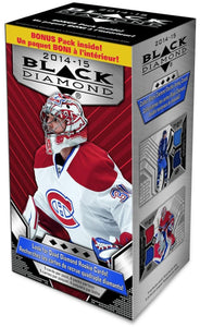 2014-15 Upper Deck Black Diamond Blaster NHL Box