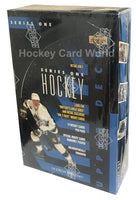 1993-94 Upper Deck Series 1 NHL Hockey Sealed Box - 36 packs