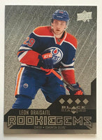 2014-15 Upper Deck Black Diamond RC Rookie Gems #248 Leon Draisaitl 07727