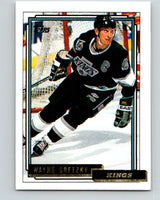 1992-93 Topps Gold #1G Wayne Gretzky Mint Los Angeles Kings