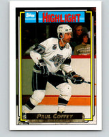 1992-93 Topps Gold #5G Paul Coffey HL Mint