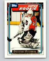 1992-93 Topps Gold #10G Dominic Roussel Mint Philadelphia Flyers