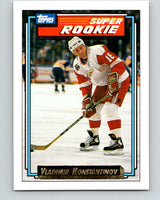 1992-93 Topps Gold #14G Vladimir Konstantinov Mint Detroit Red Wings