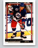 1992-93 Topps Gold #17G Ed Olczyk Mint Winnipeg Jets