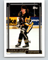 1992-93 Topps Gold #24G Jaromir Jagr Mint Pittsburgh Penguins