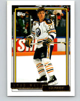 1992-93 Topps Gold #34G Brad May Mint Buffalo Sabres