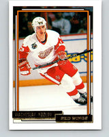 1992-93 Topps Gold #35G Slava Kozlov UER Mint Detroit Red Wings