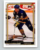 1992-93 Topps Gold #59G Ken Sutton Mint Buffalo Sabres