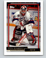 1992-93 Topps Gold #62G Stephane Beauregard Mint Winnipeg Jets