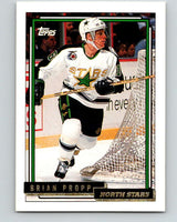 1992-93 Topps Gold #65G Brian Propp Mint Minnesota North Stars