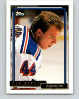 1992-93 Topps Gold #93G Per Djoos Mint New York Rangers