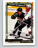 1992-93 Topps Gold #97G Todd Elik Mint Minnesota North Stars