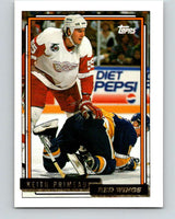 1992-93 Topps Gold #99G Keith Primeau Mint Detroit Red Wings