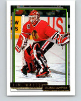 1992-93 Topps Gold #100G Jim Waite Mint Chicago Blackhawks