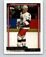 1992-93 Topps Gold #102G Keith Tkachuk Mint Winnipeg Jets