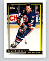 1992-93 Topps Gold #103G Benoit Hogue Mint New York Islanders