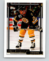 1992-93 Topps Gold #109G Andy Brickley Mint Boston Bruins