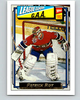 1992-93 Topps Gold #110G Patrick Roy LL Mint Montreal Canadiens