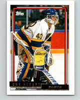 1992-93 Topps Gold #112G Guy Hebert Mint St. Louis Blues