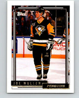 1992-93 Topps Gold #113G Joe Mullen Mint Pittsburgh Penguins