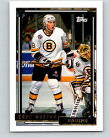 1992-93 Topps Gold #114G Gord Murphy Mint Boston Bruins
