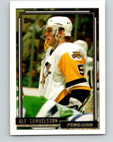 1992-93 Topps Gold #127G Ulf Samuelsson Mint Pittsburgh Penguins