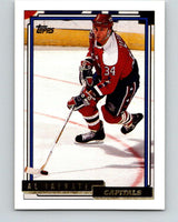 1992-93 Topps Gold #133G Al Iafrate Mint Washington Capitals