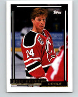 1992-93 Topps Gold #139G Doug Brown Mint New Jersey Devils