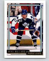 1992-93 Topps Gold #146G Mike Bullard Mint Toronto Maple Leafs