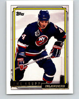 1992-93 Topps Gold #158G Uwe Krupp Mint New York Islanders