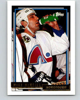 1992-93 Topps Gold #166G Mike McNeill Mint Quebec Nordiques