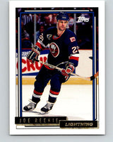 1992-93 Topps Gold #184G Joe Reekie Mint Tampa Bay Lightning