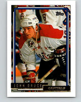 1992-93 Topps Gold #188G John Druce Mint Washington Capitals