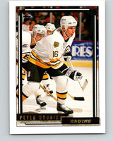 1992-93 Topps Gold #190G Peter Douris Mint Boston Bruins