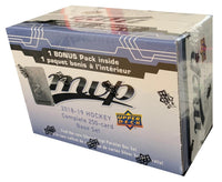 2018-19 Upper Deck MVP Factory Box Set 1-250 with Bonus Pack