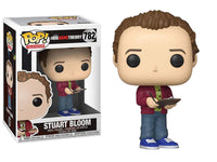 Funko Pop - 782 The Big Bang Theory - Stuart Bloom Vinyl Figure