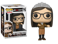 Funko Pop - 779 The Big Bang Theory - Amy Farrah Fowler Vinyl Figure