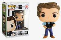 Funko Pop - 761 TV Club De Cuervos - Chava Iglesias Vinyl Figure