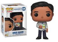 Funko Pop - 838 TV Community - Abed Nadir Vinyl Figure