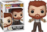 Funko Pop - 681 TV American Gods - Mad Sweeney Vinyl Figure