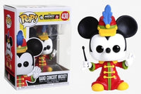 Funko Pop - 430 Disney - Mickey Mouse Band Concert Mickey Vinyl Figure