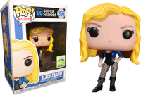 Funko Pop - 266 DC Super Heroes - Black Canary - Limited Edition Vinyl Figure