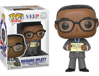 Funko Pop - 726 TV Veep - Richard Splett Vinyl Figure