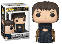 Funko Pop - 83 Game Of Thrones - King Bran The Broken Vinyl Figure